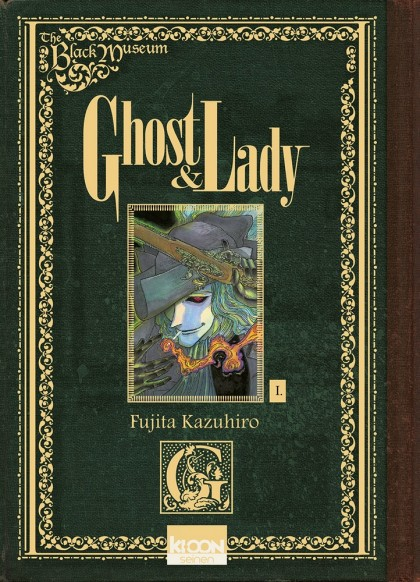 Kuro Hakubutsukan – Ghost and Lady