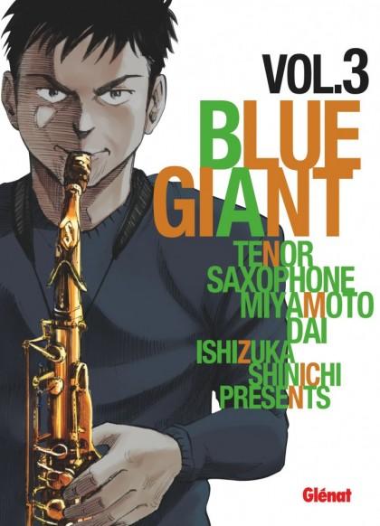 Blue Giant Shinichi Ishizuka Tome 4