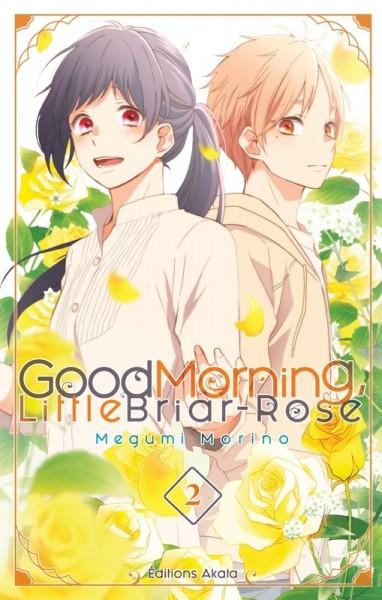 Good Morning Little Briar Rose Megumi Morino
